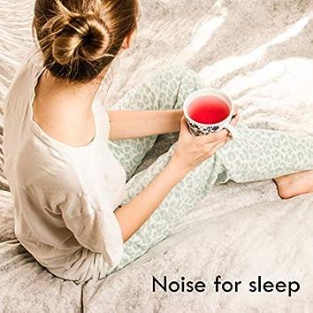 Vaccum Sound Aid to Help Sleep