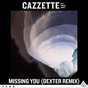 Missing You (feat. Parson James) [Dexter Remix]