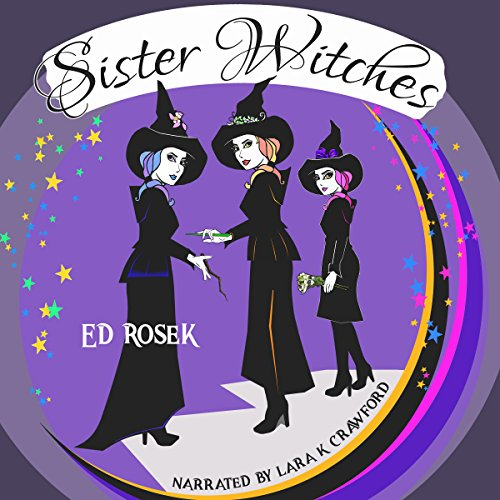 Sister Witches audiobook cover art