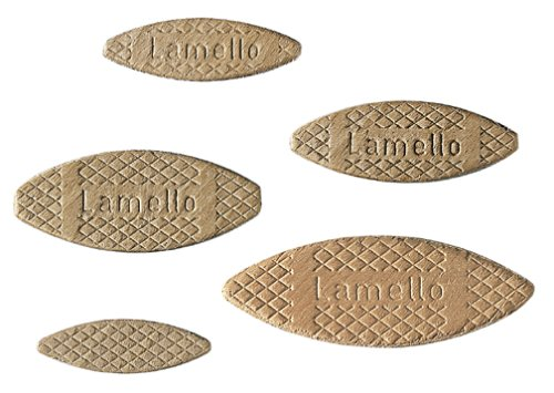 Lamello 144030 Box mit 1000 Keksen sortiert