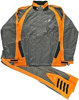 シールズ(SEAL'S) レインスーツ オレンジ S SLR-506