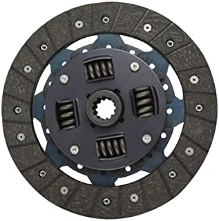 All States Ag Parts Clutch Disc Case IH 265 255 245 1273253C1 International 244 254 1273253C1 Hinomoto E2302 E2304 E1804 E2002 E2004 Yanmar YM2001