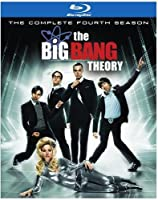Big Bang Theory: Complete Fourth Season [Blu-ray] [Import]