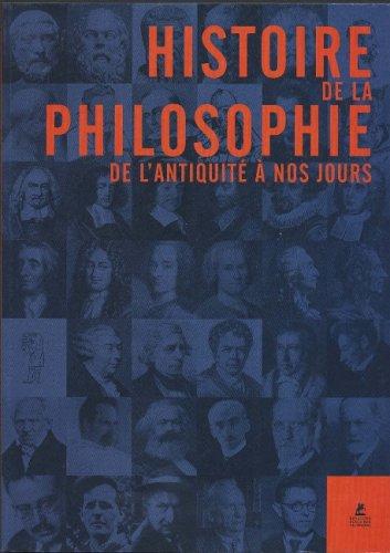 L'Histoire de la philosophie : De l'antiquité à nos jours