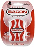 Archie McPhee Accoutrements Waxed Bacon Floss