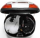 XTRM 43 Top Box Litre Moto - Scooter Indietro Scatola, Bagagliaio Moto, Scatola,...