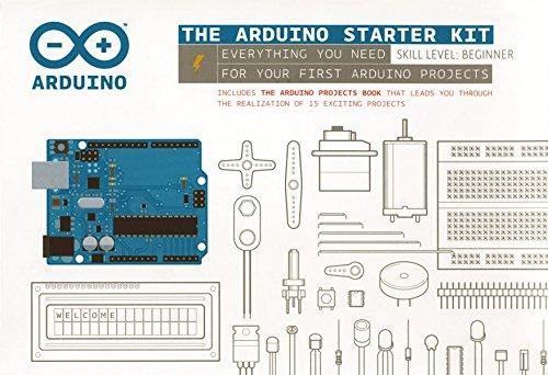Arduino - The Arduino Starter Kit