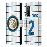 Head Case Designs sous Licence Officielle Inter Milan Coutume Personnalisé Away 2020/21 Crête Kit...