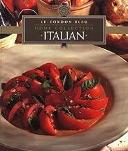 Italian (Le Cordon Bleu Home Collection)