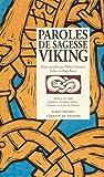 Paroles de sagesse Viking