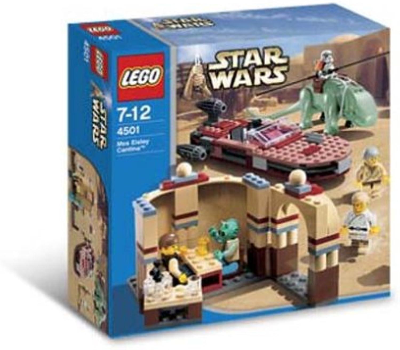 Venta al por mayor barato y de alta calidad. LEGO Estrella Wars Wars Wars 4501 Mos Eisley Cantina - Cantina de Mos Eisley  los nuevos estilos calientes