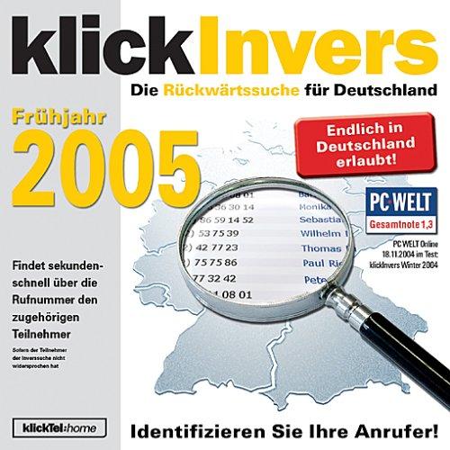 klickInvers Frühjahr 2005