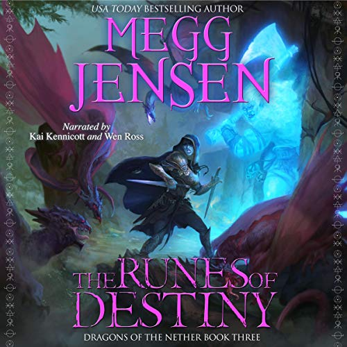 The Runes of Destiny audiobook cover art