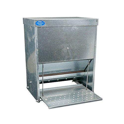 Futterautomat mit Trittklappe 25 kg