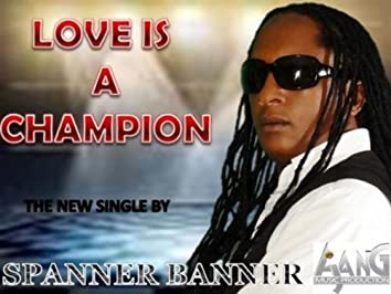 Love Is a Champion - Single