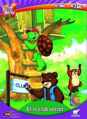 Franklin et le club secret