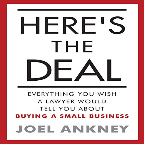 Here's the Deal Audiobook By Joel Ankney cover art