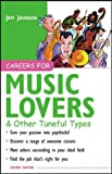Careers for Music Lovers & Other Tuneful Types (Vgm Careers for You Series)
