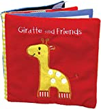 Giraffe and Friends: A Soft and Fuzzy Book for Baby (Friends Cloth Books)