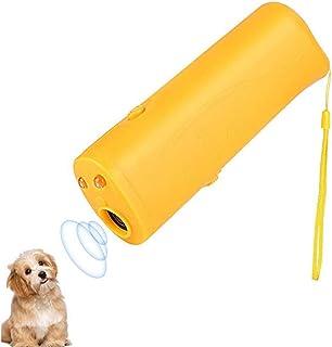 flower205 Dispositif Ultrasonic Repeller Trainer for Dog, Dispositif De Dressage Anti-aboiement pour Chien Totalement Sûr ...