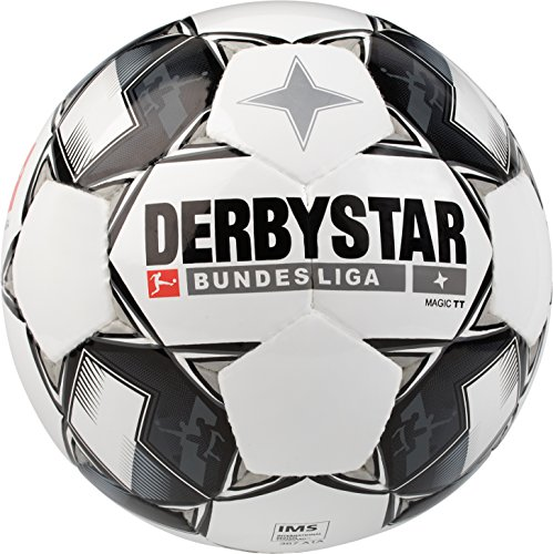 Derbystar Bundesliga Magic TT, 5, weiß schwarz grau, 1860500129