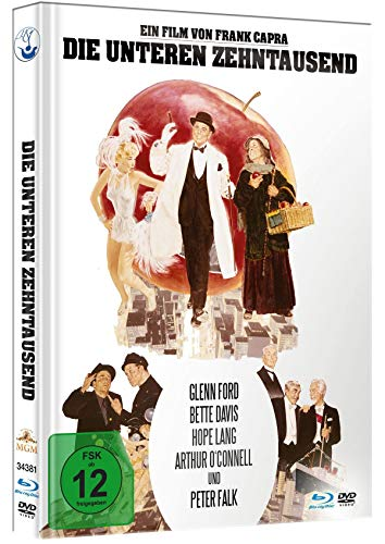 Die unteren Zehntausend - Limited Mediabook-Edition (plus Booklet/HD neu abgetastet) (+ DVD) [Blu-ray]