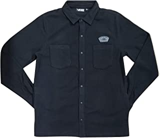 Vans Mens Orain Jacket Black VN0A2XQABLK (Small)