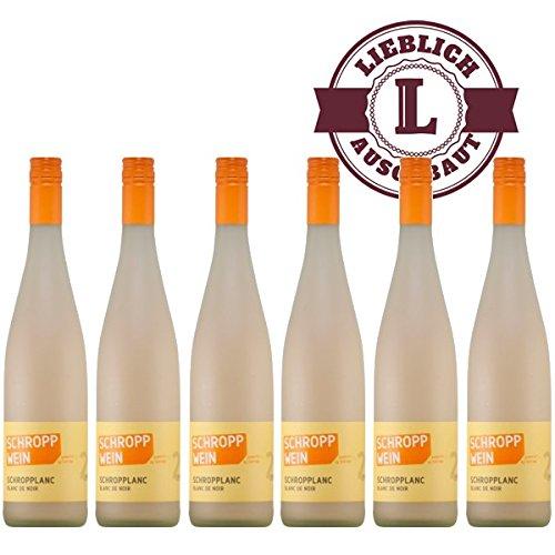 Weißwein Schropplanc (Blanc de Noir) | Trollinger Qualitätswein 2015 mild (6x0,75l)