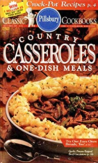 Pillsbury Classic #176: Country Casseroles & One-Dish Meals