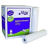 Rlx 9 toallas EXAMEN punto A punto PURE-Guata de 2 lonas 135fts 50 x 35 x 17,5 cm, 2 g/m²,-J226PMR
