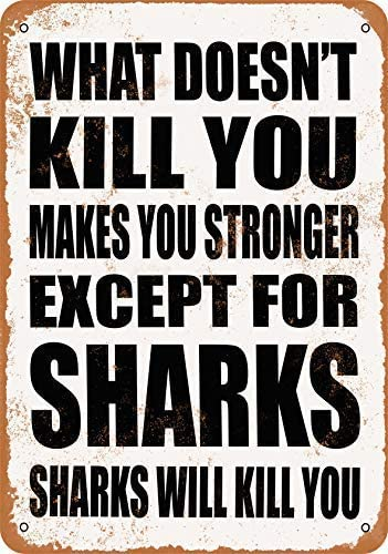 UUND What Doesn't Kill You Except Ranking TOP5 Sharks Import for Makes Stronger.