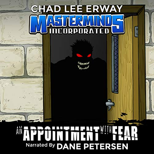 An Appointment with Fear Audiobook By Chad Lee Erway cover art