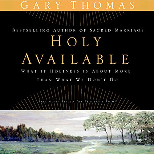 Holy Available audiobook cover art