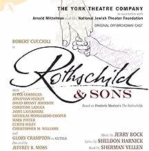 Rothschild & Sons Original Off-Broadway Cast