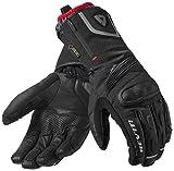 FGW068 - 0010-XL - Rev It Taurus GTX Winter Motorcycle Gloves XL Black