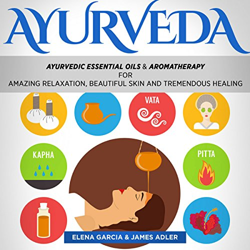 Ayurveda audiobook cover art