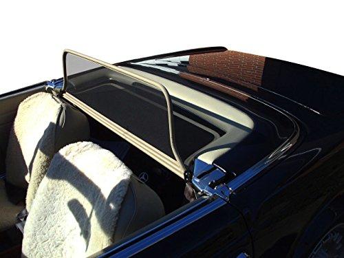 Aperta Windschott passend für Mercedes-Benz SL-Klasse W113 100% Passgenau OEM Qualität Beige Windstop Windabweiser