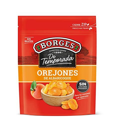 Borges Orejones De Albaricoque Deshuesados Y Desecados 200 g