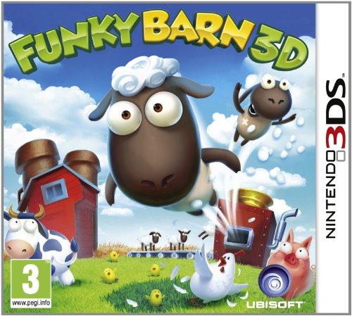 Funky Barn (Nintendo 3DS) [Importación inglesa]