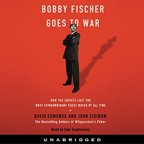 Bobby Fischer Goes to War cover art