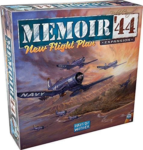 Memoir'44 - New Flight Plan - Strategisch spel - Uitbreiding met verscheidene vliegtuigen - Voor de hele Familie - Taal: Nederlands