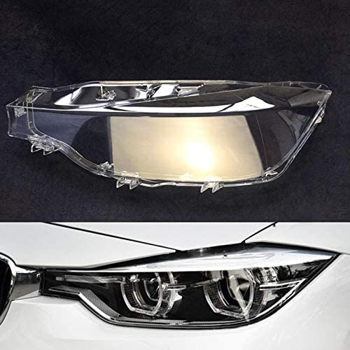 XCJ Headlight Clear Cover 2021 Car Lens for Fit F30 BMW OFFicial site F35