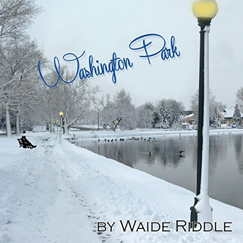 Washington Park audiobook cover art