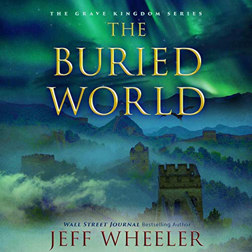 The Buried World audiobook cover art