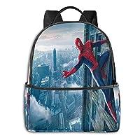 スパイダーマン (3) 人気のファッション大容量 バックパック 登山リュック ノートpc収納対応 多機能バッグ 出張 旅行 通学 通勤 軽量 カスタム 個性的なリュックサック男女兼用