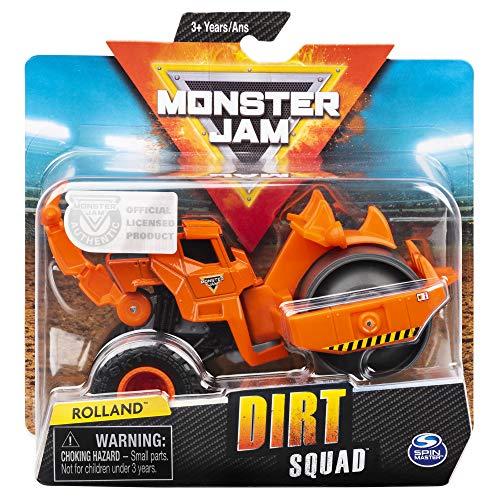 Monster Jam Grua Salvaje 1:64 con figura modelos aleatorios (Bizak 61928732)