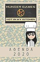 """AGENDA 2020 """"HUNGER GAMES, NOT IN MY KITCHEN"""": Agenda anual de A freír espárragos con pautas y..."""