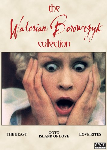 Walerian Borowczyk Collection The Beast Island L of OFFer lowest price Love Goto
