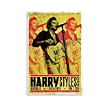 GSSD Harry Styles Tour-Poster, Leinwand-Kunst-Poster und