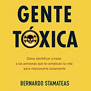 Couverture de Gente tóxica [Toxic People]
